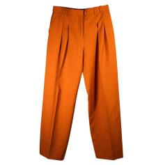 Pantalon large Victoria Beckham  pas cher