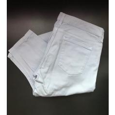 Pantalon slim, cigarette Naf Naf  pas cher