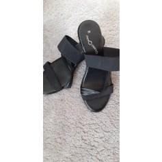 Sandales à talons Boutique indépendante  pas cher