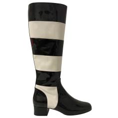 Flat Boots Saint Laurent