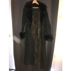 Manteau en fourrure Sinéquanone  pas cher