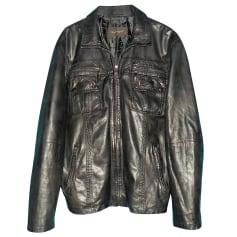 Leather Jacket Mac Douglas