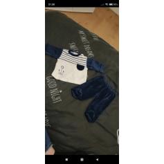 Pyjama Barbouillage  pas cher
