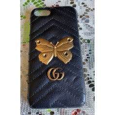 Etui iPhone  Gucci  pas cher