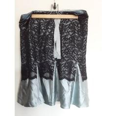 Jupe mi-longue Laundry By Shelli Sega  pas cher
