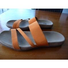 Sandales plates  Gabor  pas cher