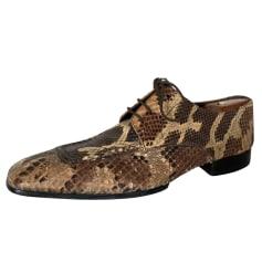 Lace Up Shoes Patrick Cox