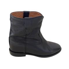 Bottines & low boots plates Isabel Marant Etoile  pas cher