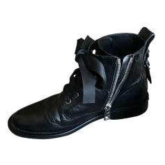 Bottines & low boots plates Zadig & Voltaire  pas cher