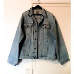 Veste en jean Vintage  pas cher