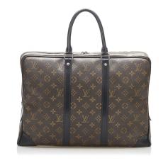 Porte documents, serviette Louis Vuitton  pas cher