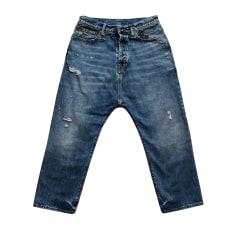 Jeans large, boyfriend R13  pas cher