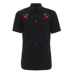Short-sleeved Shirt Alexander McQueen