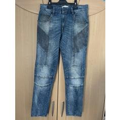 Jeans slim Pierre Balmain  pas cher