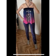 Top, tee-shirt Christian Audigier  pas cher