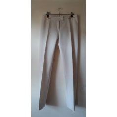 Pantalon slim, cigarette Vintage  pas cher