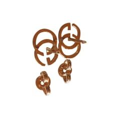 Boucles d'oreilles Gucci  pas cher