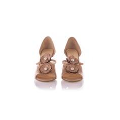 Peep-Toe Pumps Chanel