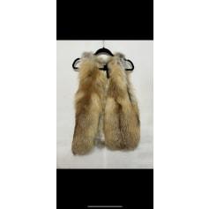 Manteau en fourrure Isabel Marant  pas cher