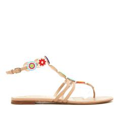 Sandales plates  Valentino  pas cher