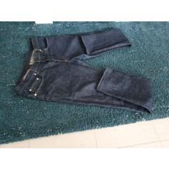 Jeans droit Dior Homme  pas cher