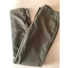 Pantalon slim, cigarette Please  pas cher
