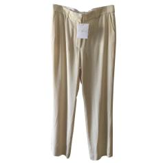 Pantalon droit Chloé  pas cher