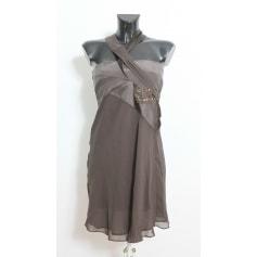 Robe mi-longue Karen Millen  pas cher
