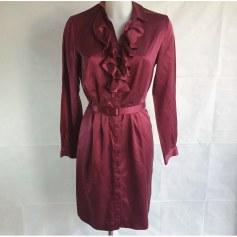 Robe courte Thomas Pink  pas cher