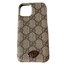 Etui iPhone  Gucci  pas cher