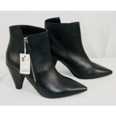 Santiags, bottines, low boots cowboy Esprit  pas cher