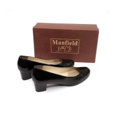 Escarpins Manfield  pas cher