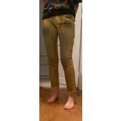 Jeans slim Faith  pas cher