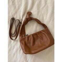 Sac en bandoulière en cuir Genuine Leather  pas cher