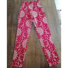 Pantalon droit Les Soleil D'Arles  pas cher