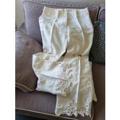Pantalon évasé clothes  pas cher