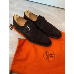 Schnallenschuhe Hermès