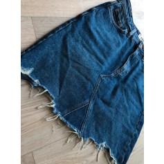 Jupe en jean New Look  pas cher