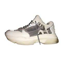 Baskets Bronx  pas cher