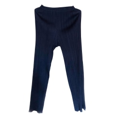 Pantalon large Pleats Please by Issey Miyake  pas cher