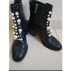 Biker-Boots Zara