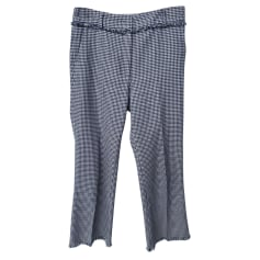 Pantalon évasé Weekend Max Mara  pas cher