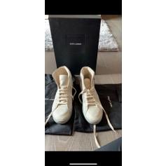 Lace Up Shoes Saint Laurent