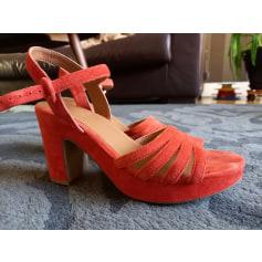 Wedge Sandals Bocage