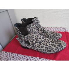 Bottines & low boots plates Ba&sh  pas cher