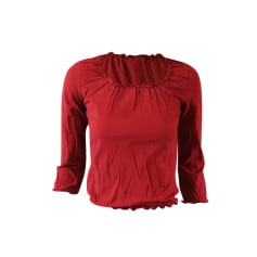 Top, tee-shirt Henry Cotton's  pas cher