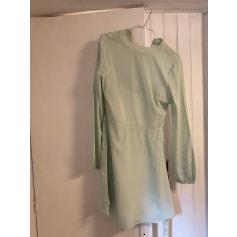 Robe courte Blanco  pas cher