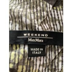 Foulard Weekend Max Mara  pas cher