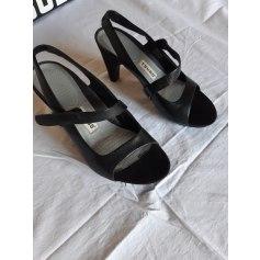 Sandales à talons Tsubo  pas cher