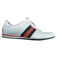 Chaussures de sport Gucci  pas cher